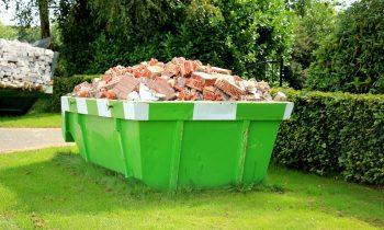 Gdzie trafiają odpady budowlane?